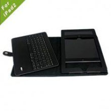 Waterproof Lithium Polymer Battery Powered Ipad 2 Protective Case With Bluetooth Keyboard