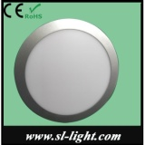 Shopping Mall Lighting LED Round Panel Light 240mm 850lm15W