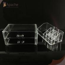 Special for Cosmetic Displays High Quality Acrylic Makeup Drawers Cosmetic Organizer supply to United Arab Emirates Exporter