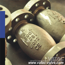 Axial Type CF8/CF8m Wafer&Flanged Swing Check Valve