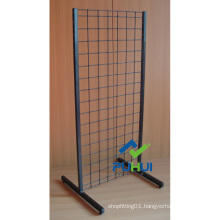Metal Wire Retail Display Rack (PHYN107)