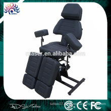 Wholesale price tattoo furniture, beautiful design tattoo bed, hydraulic cosmetic facial bed for tattoo body art