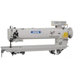 Długie ramię Unison Feed Walking Foot Sewing Machine