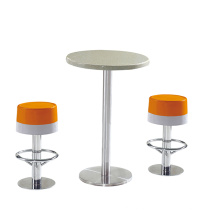 Comfortable Bar Table and Bar Chair with High Quality
