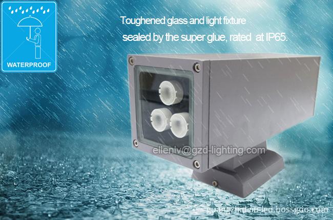 IP65 led wall light