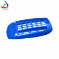Vacuum forming street light lamp shade,plastic lamp cover for highway wholesale