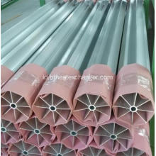 Ambient Vaporizer Extruded Fines Tubes