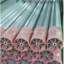 Vaporizador de ambiente extruido tubos de aleta