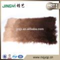 Wholesale High Quality long hair Tibetan mongolian lamb fur plate