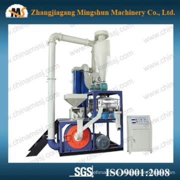 Mf500 PVC Plastic Pulverizer for Waste Rigid PVC Scraps