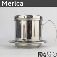 Stainless Steel 304 Vietnamese Coffee Dripper