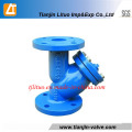 Cast Iron Flange Type Y Strainer