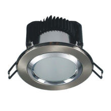 LED Ceiling Downlight, 5W Power, Made of Aluminum Material