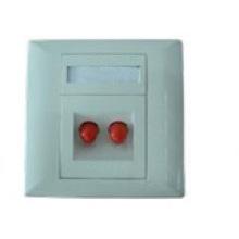 2 лицевая панель портативного адаптера для SC LC FC St