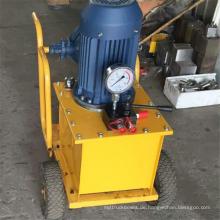 Tragbarer hydraulischer Keilgesteinsplitter mit manuellem Griff