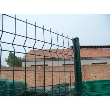 Hot sale reasonable price for 3D Fence Easily Assembled PVC Coated Welded  Fence Panel export to Papua New Guinea Importers