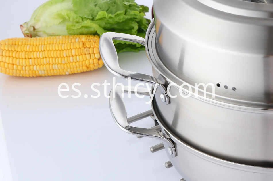 Vegetable Steamer Pot
