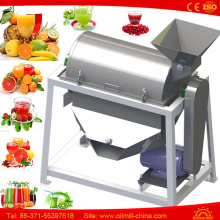 Watermelon Mango Grape Cherry Pomegranate Banana Kiwi Fruit Pulping Machine