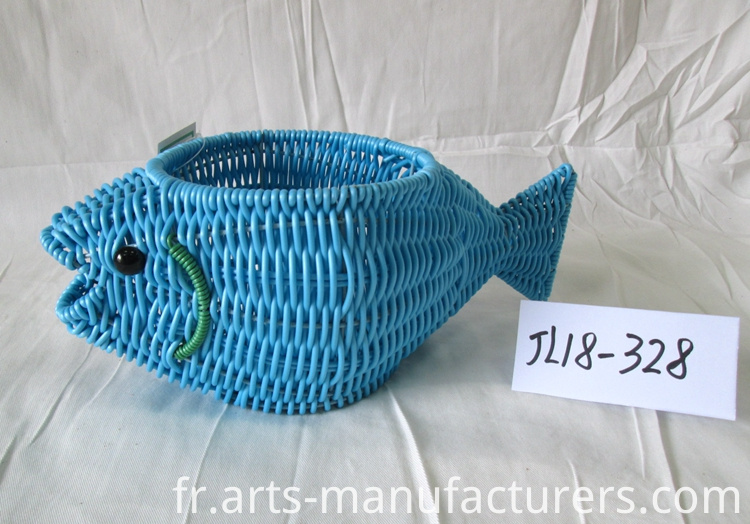 fish shape basket