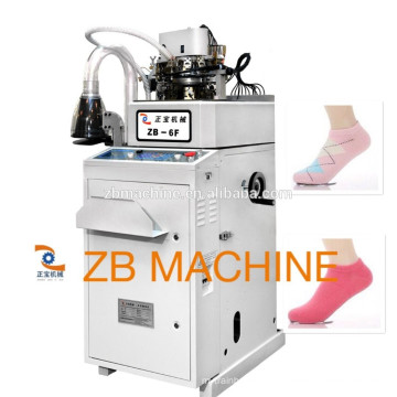 bas automatique machine chaussettes plaine machine