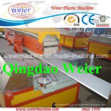 Máquina de fabricação de painel de teto de PVC de 250 mm de largura
