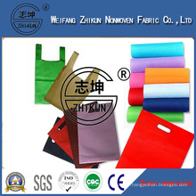 Colorful Nonwoven for Shopping Bag