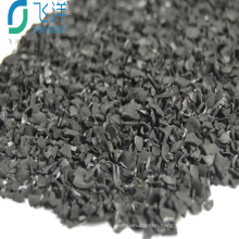Activated carbon in gold mining industry