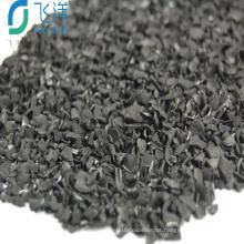adsorção de carvão ativado casca de coco