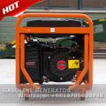 Preço do gerador elctrico de gasolina portátil de 6kw com CE e GS