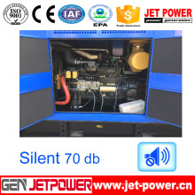 Low Price 150kVA Silent Water Cooled Diesel Generator 120kw