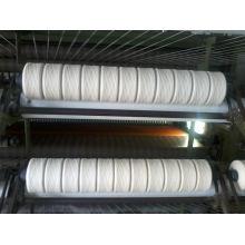100% 250TEX / 1 NZ fil de laine cru blanc pour tapis