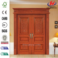 Luxury Cherry Wood Paneling Beaded Closet Interior Doors