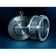 Hot Sale PN10/PN16 Stainless Steel Non Return Swing Wafer Check Valve