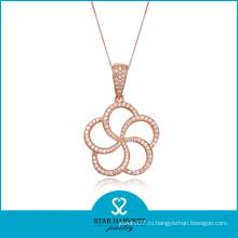 Оптовое Золотое Ожерелье для Девочек (SH-N0015)
