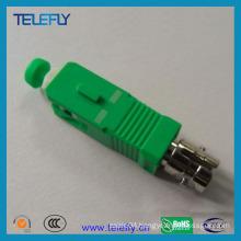 Sc/APC/Male-St/Female Fiber Cable Adapter