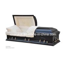 Ana de fabricación de ataúd para el entierro