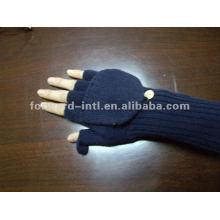 100 guantes de cachemira