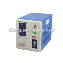 Display digital AVR estabilizador / regulador de tensão de CA de alta precisão totalmente automático