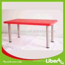 Table rectangulaire pour enfants LE.ZY.153
