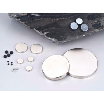 Редкоземельные дисковые магниты NdFeB
