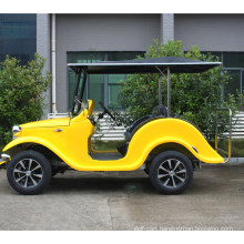4 Seats Electric Sightseeing Classic Car Antique Car