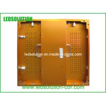 Pantalla LED liviana de alquiler delgada P6