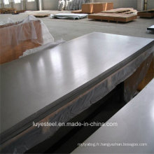 Plaque en acier doux d'acier inoxydable / feuille d'acier doux