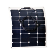 Высокая эффективность 40W гибкие солнечные панели Производитель Китай