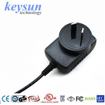 Fonte de alimentação 100-240VAC Adaptador de corrente 24 Volts 750 mA Adaptador de alimentação 24v 0.75a