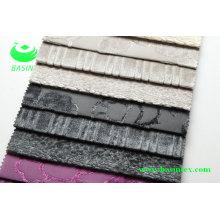 Jacquard tecido de veludo cotelê (BS4202)