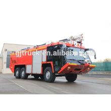Aeropuerto Rapid Transfer Fire Truck / aeropuerto camión de extinción de incendios / aeropuerto Emergency rescue fire truck