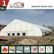 15X30m Белый большой шатер для ТФС Футбол для продажи