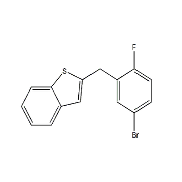 Offer 2-(5-Bromo-2-Fluorobenzyl)Benzo[b]thiophene CAS 1034305-17-3