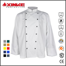bar and restaurant cotton chef uniform